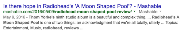radiohead-moon-shaped-pool-review-bad-Google-Search
