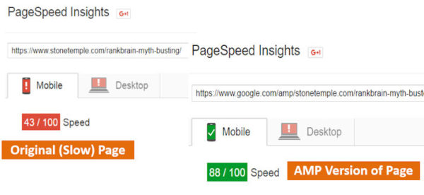 amp-impact-on-page-speed